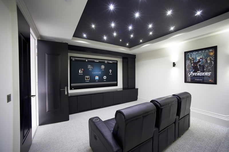 Home Theater Installation HACKED BY HACKER